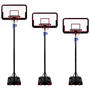 10 Marvelous Portable Basketball Hoop Reviews - Make Sport Your Second Nature in 2019